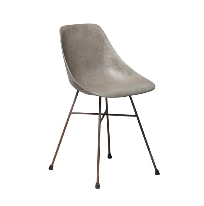 Gessato D'Hauteville concrete chair, $375, gessato.com